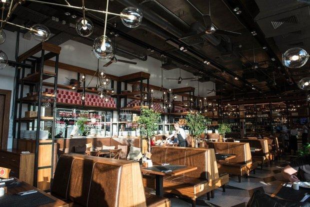 Фотография:  в стиле , Обзоры, Рестораны – фото на INMYROOM