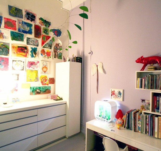 Фотография: Детская в стиле Скандинавский, Интерьер комнат, Проект недели – фото на INMYROOM