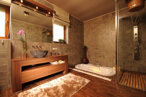 Фотография: Ванная в стиле Эко, Советы – фото на INMYROOM
