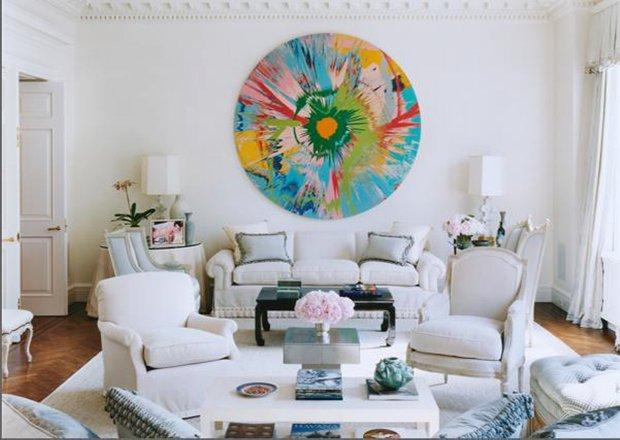 Фотография: Гостиная в стиле Скандинавский, Декор интерьера, Дизайн интерьера, Цвет в интерьере, Dulux, ColourFutures, Akzonobel – фото на INMYROOM