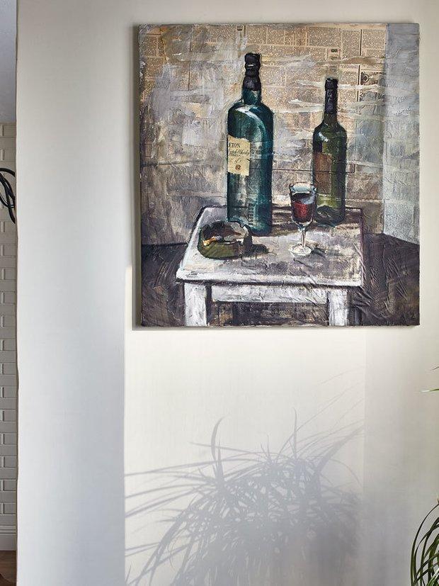Фотография: Декор в стиле Скандинавский, Квартира, Проект недели, 2 комнаты, 60-90 метров, Елена Никитина, Анна Пустовойтова – фото на InMyRoom.ru