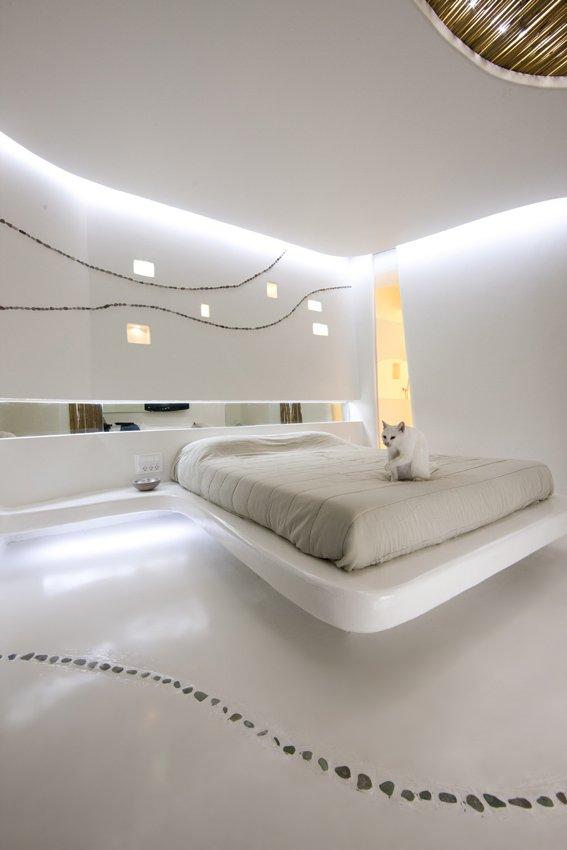 Фотография: Спальня в стиле Хай-тек, Планировки, Индустрия, События, Ремонт на практике – фото на INMYROOM