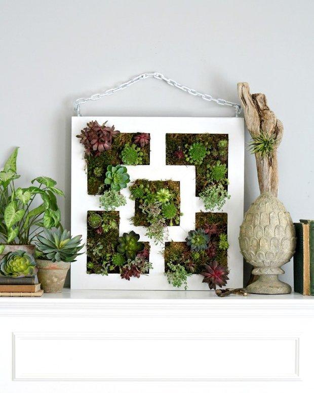 Фотография:  в стиле , Декор интерьера, DIY, Аксессуары, Декор, ИКЕА, Дом и дача, ИКЕА, DIY-идеи для дачи, лайфхаки, лайфхаки для сада, мебель ИКЕА, дизайн-хаки – фото на INMYROOM