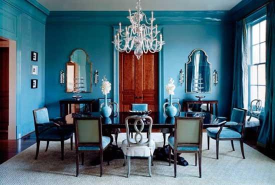 Фотография: Кухня и столовая в стиле , Эклектика, Декор интерьера, Декор дома, Цвет в интерьере, Геометрия в интерьере – фото на INMYROOM