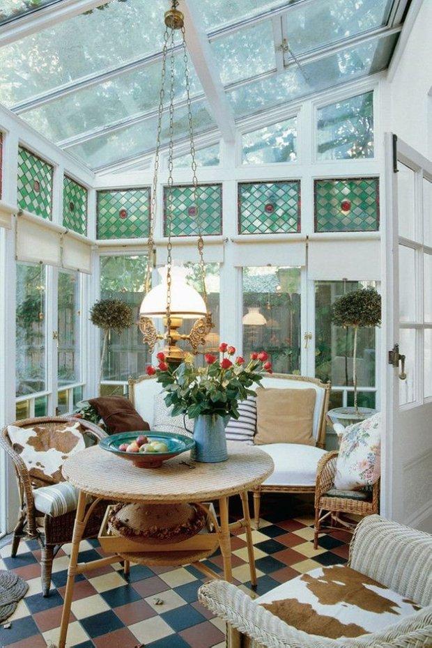 Фотография: Балкон, Терраса в стиле Восточный, Эклектика, Декор интерьера, Декор дома – фото на INMYROOM