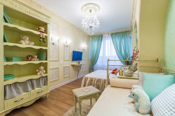 Фотография:  в стиле , Детская, Малогабаритная квартира, Советы – фото на INMYROOM