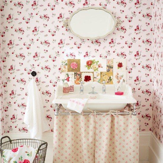 Фотография: Ванная в стиле , Интерьер комнат, Декоративная штукатурка – фото на INMYROOM