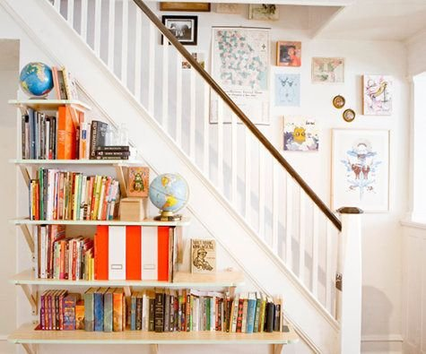 Фотография: Прихожая в стиле Скандинавский, Советы, Гид, Дом и дача, ниша под лестницей – фото на InMyRoom.ru