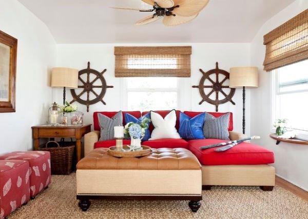 Фотография: Гостиная в стиле Современный, Стиль жизни, Советы, Мебель-трансформер – фото на INMYROOM