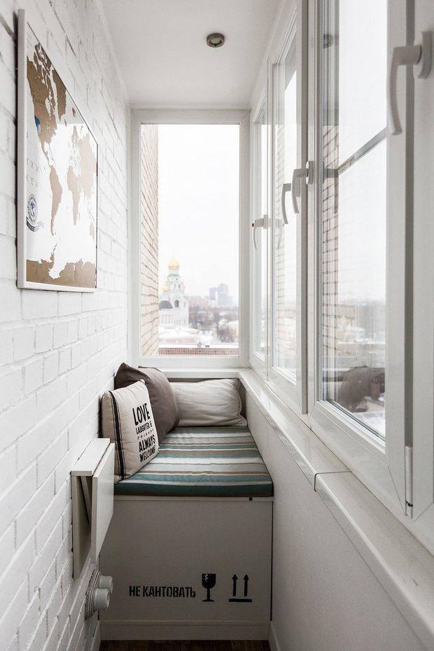 Дизайн: квартира Карины Гришкиной
