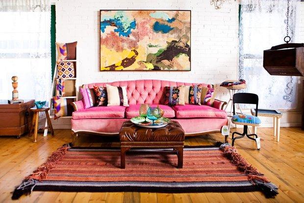 Фотография: Гостиная в стиле Прованс и Кантри, Современный, Стиль жизни, Советы – фото на INMYROOM