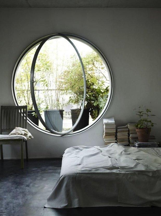 Фотография: Спальня в стиле Лофт, Современный, Декор интерьера, Дом, Мебель и свет, Футуризм – фото на INMYROOM