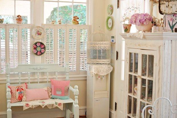 Фотография: Декор в стиле , Кухня и столовая, Интерьер комнат, Проект недели, Винтаж – фото на InMyRoom.ru