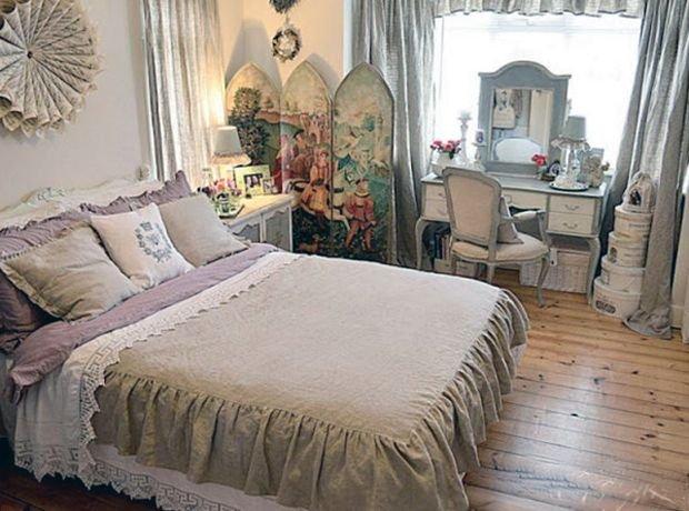 Фотография: Спальня в стиле Прованс и Кантри, Декор интерьера, Квартира, Дом, Декор, Шебби-шик – фото на INMYROOM