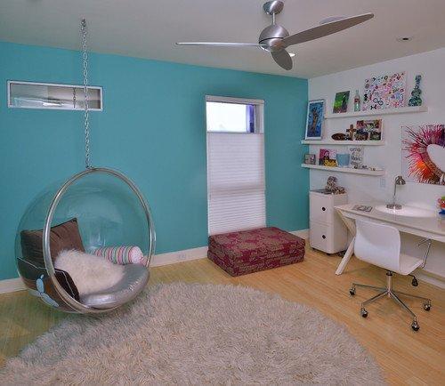 Фотография: Офис в стиле Современный, Декор интерьера, Квартира, Дом, Мебель и свет – фото на INMYROOM