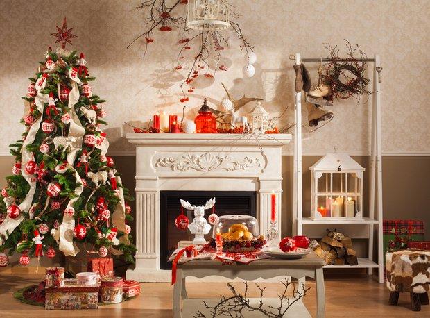 Фотография:  в стиле , Декор интерьера, Новый Год, Уютерра, как создать уютную атмосферу – фото на INMYROOM