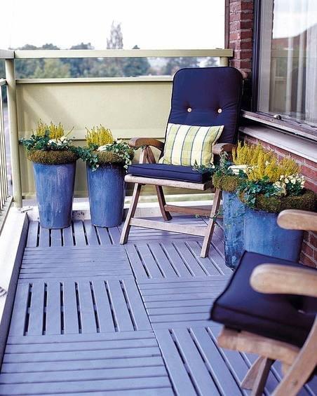 Фотография: Балкон в стиле Прованс и Кантри, Декор интерьера, Квартира, Интерьер комнат – фото на INMYROOM