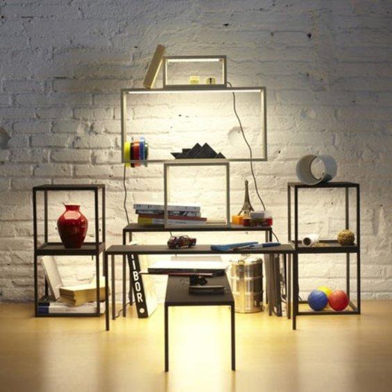 Фотография: Мебель и свет в стиле Лофт, Декор интерьера, Малогабаритная квартира, Квартира, Дома и квартиры – фото на INMYROOM