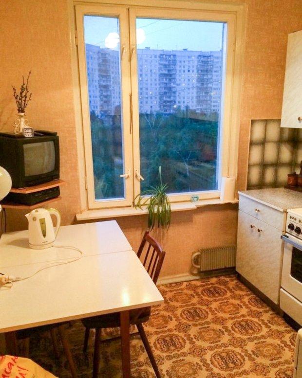 Фотография:  в стиле , Квартира, Ремонт на практике, 3 комнаты, 40-60 метров, п-49 – фото на INMYROOM