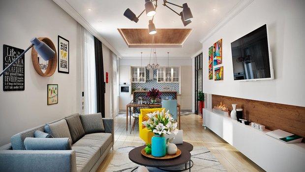 Дизайн: CО:Interior