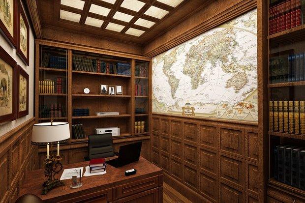 Фотография: Офис в стиле Классический, Современный, Стиль жизни, Советы – фото на INMYROOM