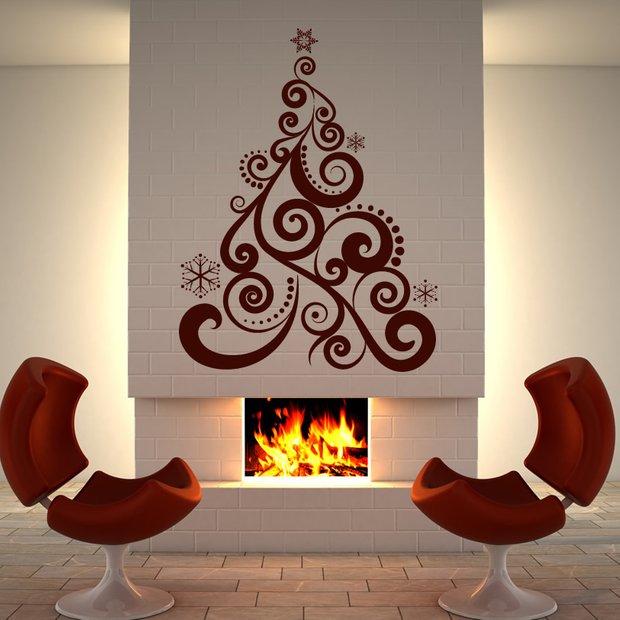 Фотография: Декор в стиле Эклектика, Декор интерьера, Праздник, Новый Год – фото на INMYROOM
