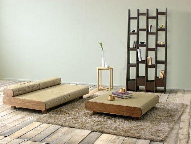 Фотография: Гостиная в стиле Восточный, Декор интерьера, Мебель и свет, Мягкая мебель – фото на INMYROOM