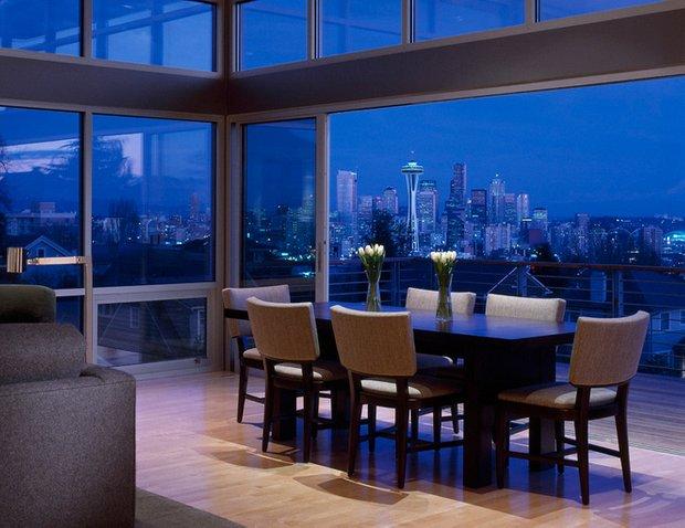 Фотография: Кухня и столовая в стиле Современный, Восточный, Дом, Дома и квартиры – фото на INMYROOM