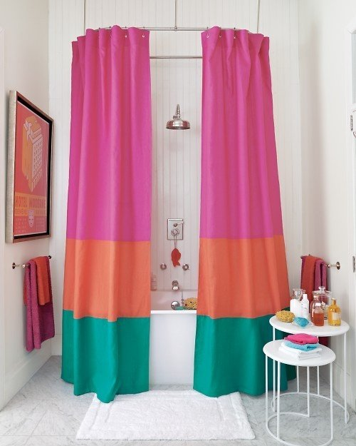 Фотография: Ванная в стиле , Декор интерьера, Цвет в интерьере, Текстиль, Картины, Желтый – фото на INMYROOM