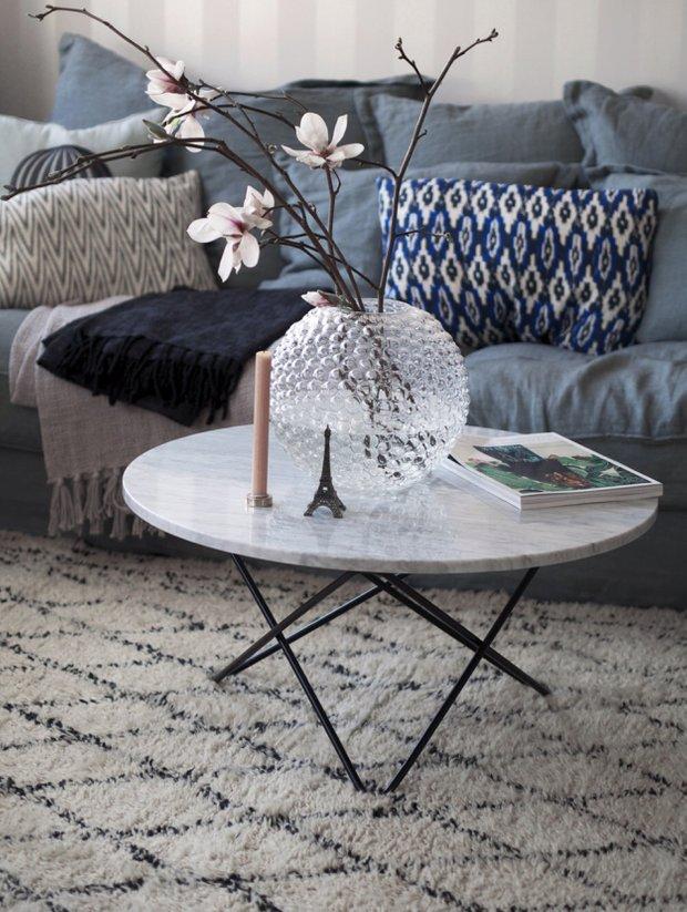 Фотография: Декор в стиле Скандинавский, Декор интерьера, Мебель и свет, Журнальный столик – фото на INMYROOM