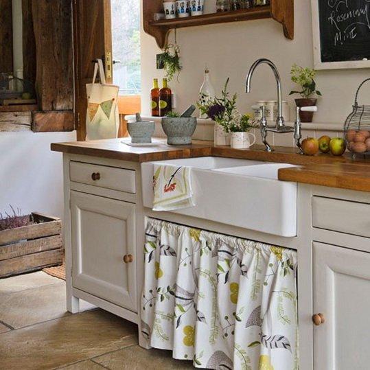 Фотография: Кухня и столовая в стиле Прованс и Кантри, Советы, Ремонт на практике – фото на InMyRoom.ru