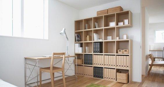 Фотография: Кабинет в стиле Эко, Дом, Дома и квартиры, Япония – фото на INMYROOM