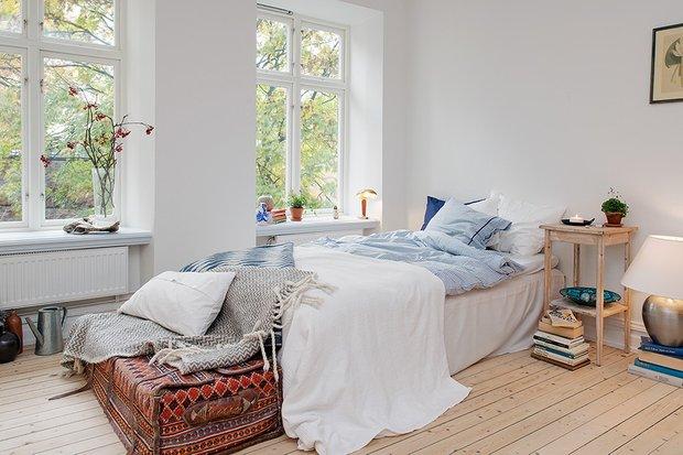 Фотография: Спальня в стиле Скандинавский, Декор интерьера, DIY, Декор дома – фото на INMYROOM