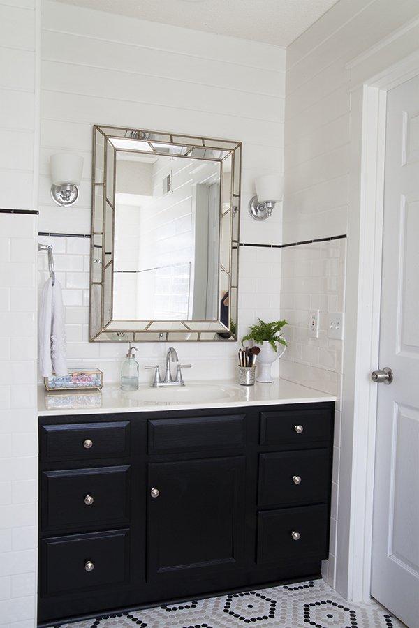 Фотография: Ванная в стиле Прованс и Кантри, Классический, Декор интерьера, Декор, Переделка, Ремонт на практике – фото на INMYROOM