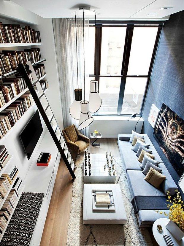 Фотография: Гостиная в стиле Лофт, Декор интерьера, Декор дома – фото на INMYROOM