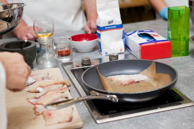 Фотография: Прочее в стиле , Стиль жизни, Еда, Кулинарная студия Clever, Кулинария, Михаил Лиске – фото на InMyRoom.ru