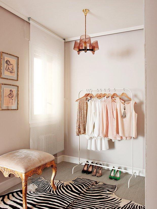 Фотография: Спальня в стиле Современный, Эклектика, Классический, Квартира, Дома и квартиры – фото на INMYROOM