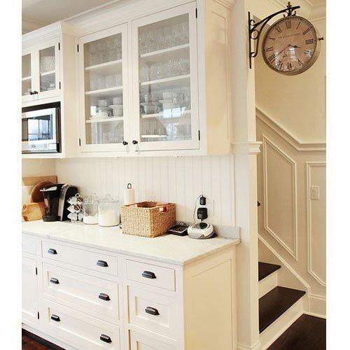 Фотография: Кухня и столовая в стиле Прованс и Кантри, Декор интерьера, Часы, Декор дома – фото на INMYROOM