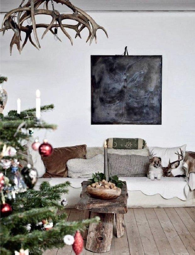 Фотография: Гостиная в стиле , Декор интерьера, DIY, Декор дома, Фотообои – фото на INMYROOM