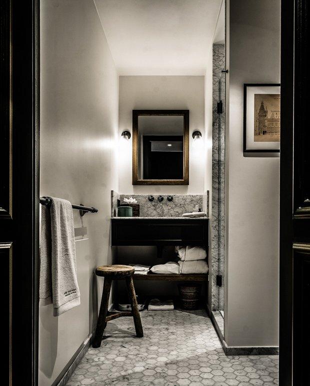 Фотография: Ванная в стиле Современный, Советы, Келли Хоппен, Патриция Уркиола – фото на INMYROOM