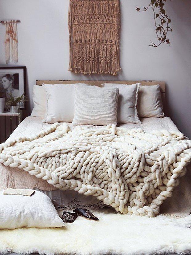 Фотография: Спальня в стиле Скандинавский, Декор интерьера, Советы, Марина Лаптева – фото на INMYROOM