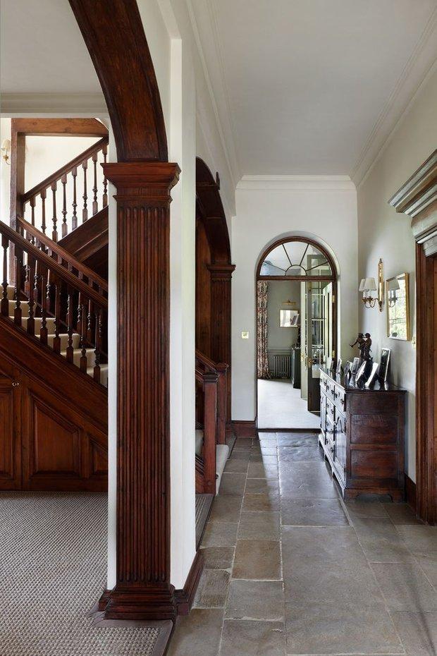 Фотография: Прихожая в стиле Прованс и Кантри, Декор интерьера, Дом, Великобритания – фото на InMyRoom.ru