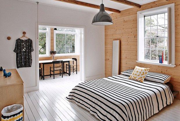 Фотография: Спальня в стиле Скандинавский, Декор интерьера, Дизайн интерьера, Цвет в интерьере, Советы, Белый – фото на INMYROOM