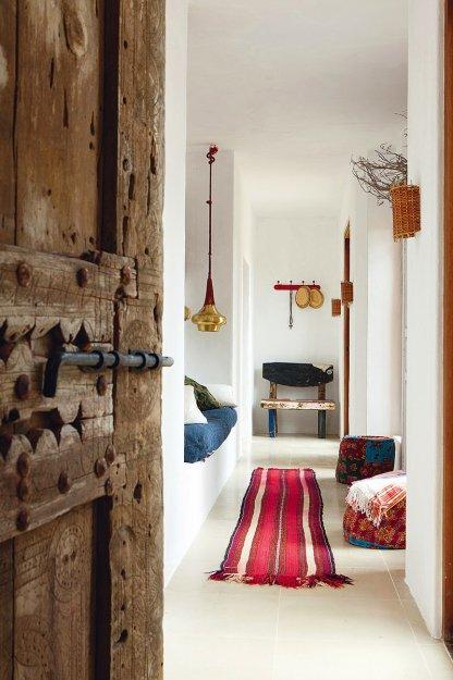Фотография: Прихожая в стиле Скандинавский, Дом, Дома и квартиры – фото на INMYROOM
