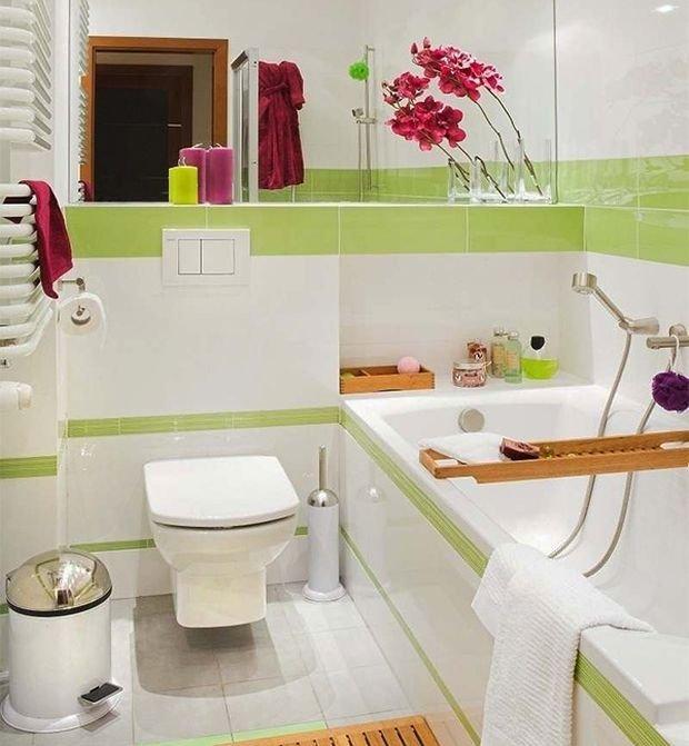Фотография: Спальня в стиле Скандинавский, Ванная, Квартира, Дом, Планировки, Ремонт на практике – фото на INMYROOM
