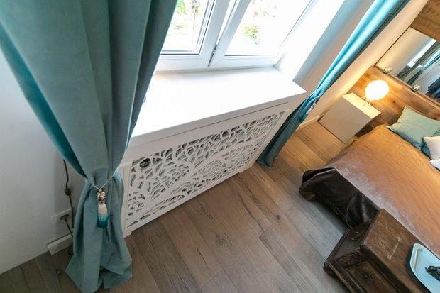 Фотография: Декор в стиле Современный, Интерьер комнат, Дача, Дачный ответ, Мансарда – фото на INMYROOM