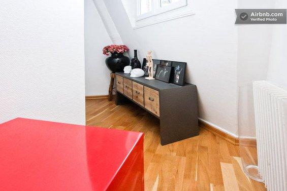 Фотография: Прихожая в стиле Современный, Декор интерьера, Малогабаритная квартира, Квартира, Дома и квартиры, Airbnb – фото на INMYROOM