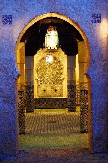 Фотография: Прочее в стиле Восточный, Декор интерьера, Дом, Декор дома, Цвет в интерьере – фото на INMYROOM