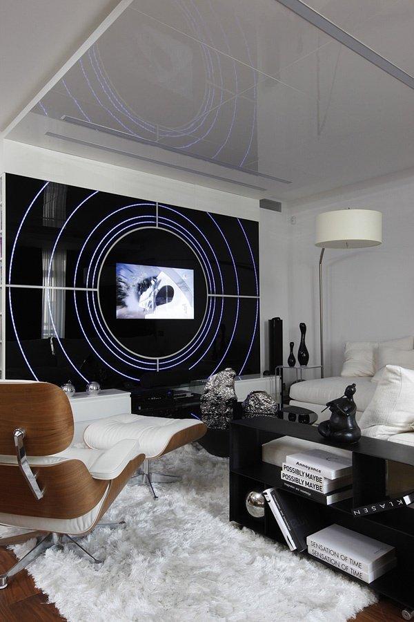 Фотография: Гостиная в стиле Современный, Хай-тек, Стиль жизни, Советы – фото на INMYROOM
