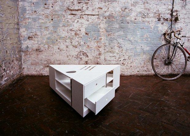 Фотография: Мебель и свет в стиле Лофт, Современный, Декор интерьера – фото на INMYROOM